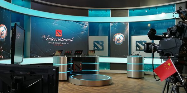 The International Dota 2 Championships